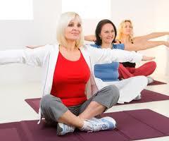 Boomer health & fitness